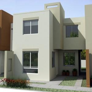 Casas en  Escobedo – Modelo Castilla II