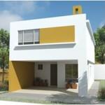 Casas en Cumbres - Modelo Ibiza - Fachada F - Cumbres San Agustín