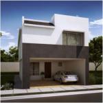 Casas en Venta en Monterrey, Fraccionamiento Lomas Palmeira, Modelo Ibiza IV