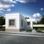 Casas en Venta en Juárez, Fraccionamiento Aurora, Modelo Alcalá
