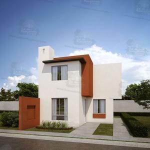 Casas en  García – Modelo Coruña VII