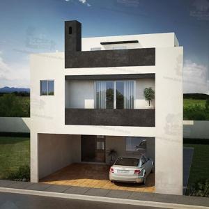 Casas infonavit y casa en venta en monterrey for Casas en cumbres monterrey