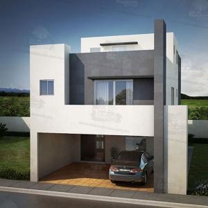 Casas en cumbres galicia cumbres san agust n for Plantas minimalistas para exteriores