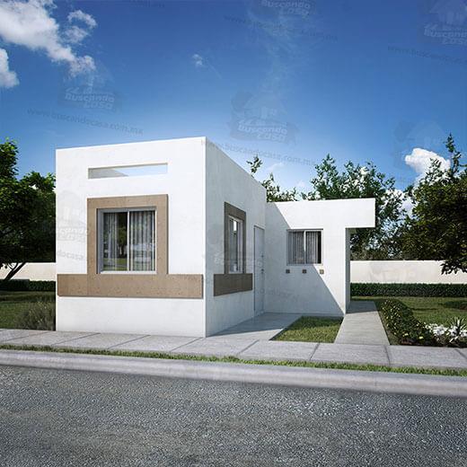 Casas en Reynosa - Alcala - Fraccionamiento Ventura