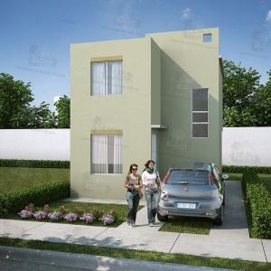 Casas en  García – Modelo Marsella