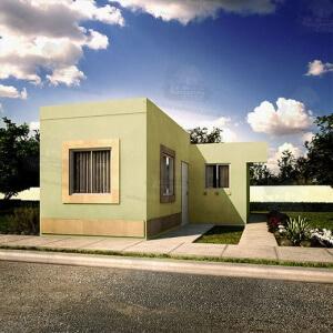 Casas en Ramos Arizpe – Modelo Lisboa I