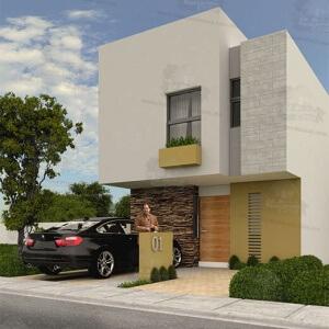 Casas en Querétaro – Modelo Lenor