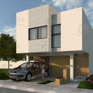 Casas en Querétaro – Modelo Irena