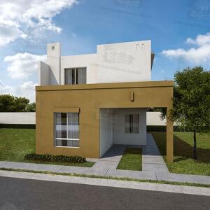 Casas en  Apodaca – Modelo Castilla IV-7