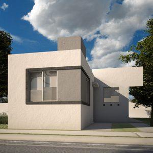 Casas en  Escobedo – Modelo Lisboa II