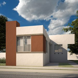 Casas en  Juárez – Modelo Lisboa II