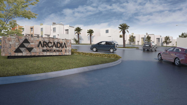 Casas en Juárez - Acceso - Arcadia la Silla