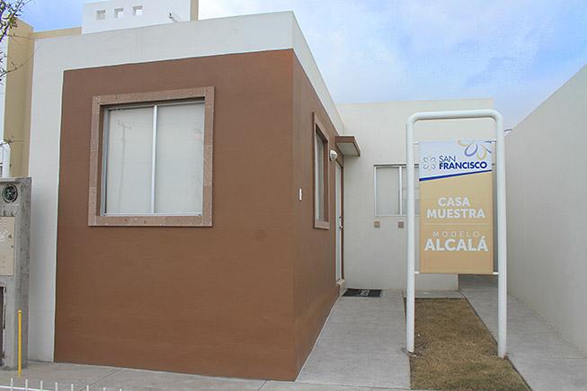 Casas en Juárez - Alcala - San Francisco