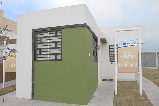 Casas en Juárez - Lisboa - San Francisco
