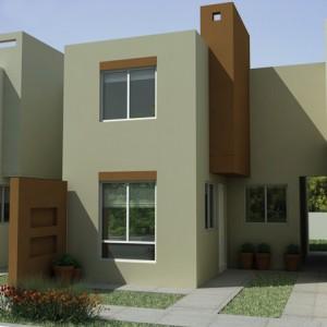 Casas en  Juárez – Modelo Coruña