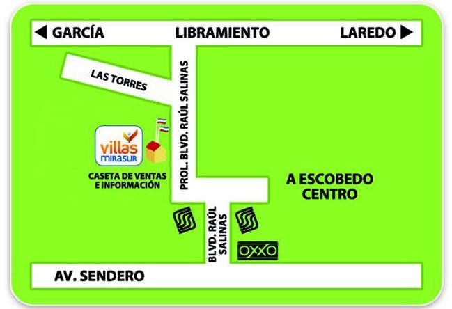 Casas en Venta en Escobedo, Fraccionamiento Villas Mirasur