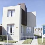Casas en Venta en Juárez, Fraccionamiento Villaluz, Modelo Coruña