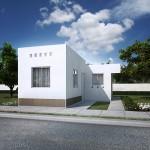 Casas en Venta en Juárez, Fraccionamiento Arcadia, Modelo Alcalá