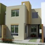 Casas en Venta en Escobedo, Fraccionamiento Mirador del Valle, Modelo Castilla II