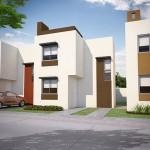 Casas en Venta en Juárez, Fraccionamiento Lagos de Zirándaro, Modelo Marsella