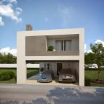 Casas en Venta en Monterrey, Fraccionamiento Lomas Quetzales, Modelo Ibiza