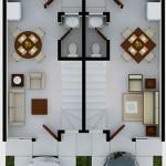 Casas en Venta en Escobedo, Fraccionamiento Buenavista, Modelo Toledo