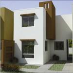Casas en Venta en Juárez, Fraccionamiento Villas Anzures, Modelo Coruña