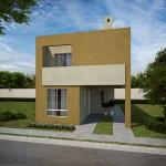 Casas en Venta en Escobedo, Fraccionamiento Villas Mirasur, Modelo Castilla IV