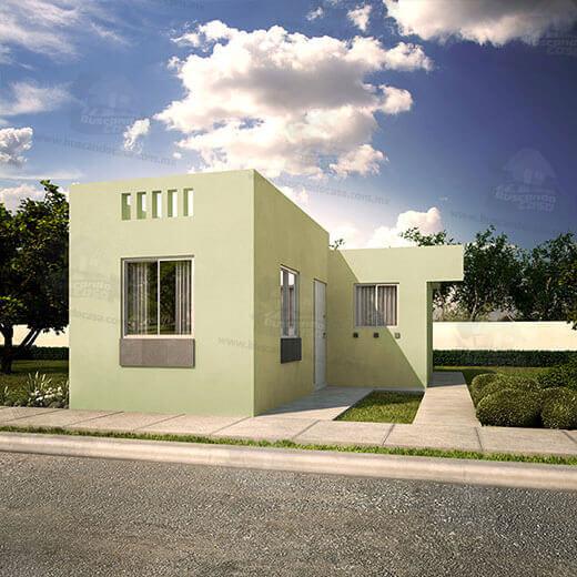 Casas en Reynosa - Lisboa II - Misión Santa Fé