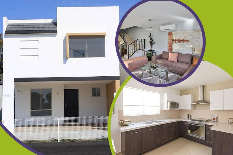 Casas en Apodaca - Modelo Dubai - Capellanía Residencial