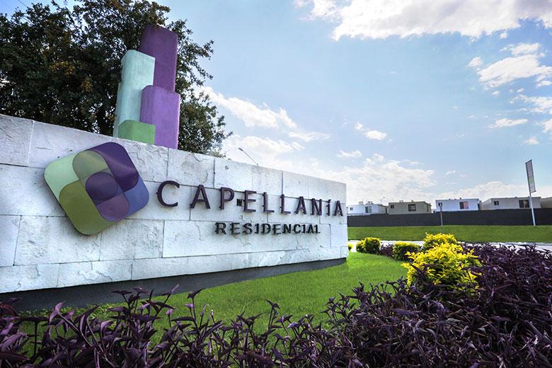 Casas en Apodaca - Capellanía Residencial
