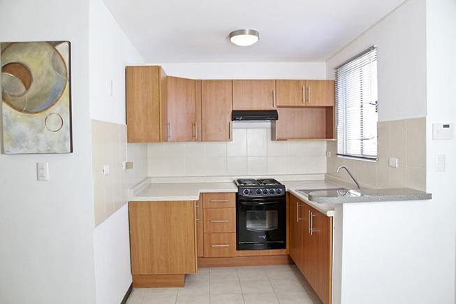 Casas en Saltillo - Cocina - Fraccionamiento Valencia