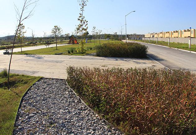 Casas en Pesquería - Areas Verdes - Villas Regina