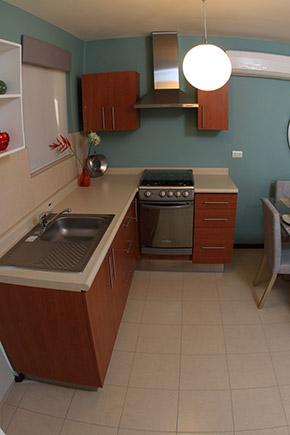 Casas en Pesquería - Cocina - Villas Regina
