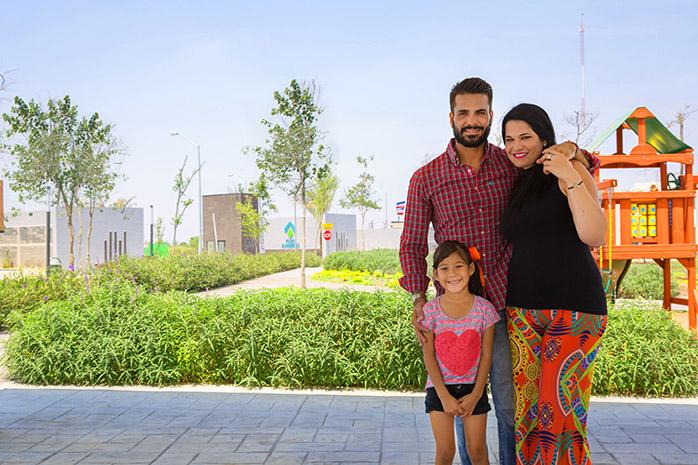 Casas en Guadalupe - Juegos - Paseo Amberes